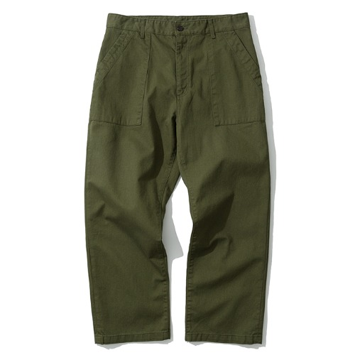 broken fatigue pants khaki